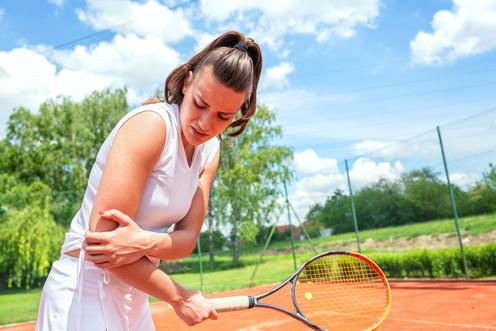 Tennis Injury